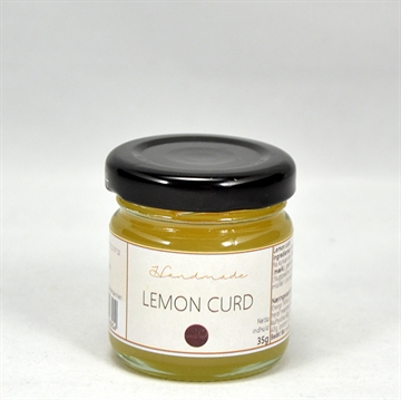 Mini Lemon curd
